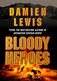 Bloody Heroes book cover