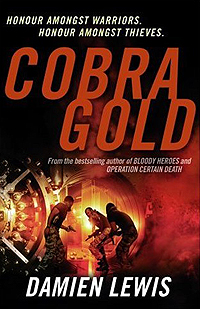 Cobra Gold book cover
