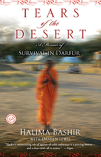 Tears of the Desert book cover