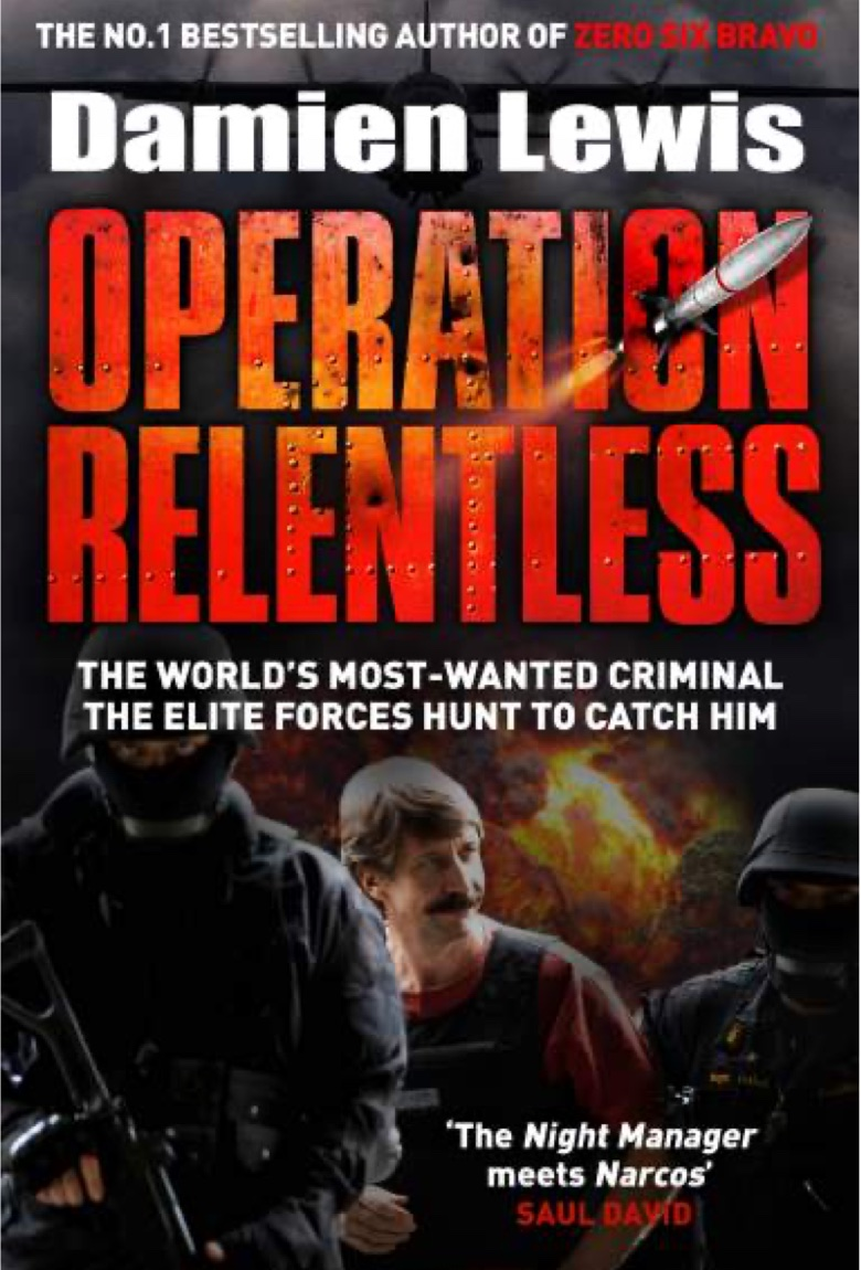 Operation Relentless cover